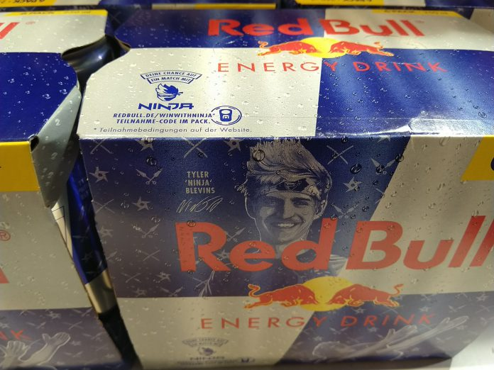 Red Bull Win With Tyler Limited Edition