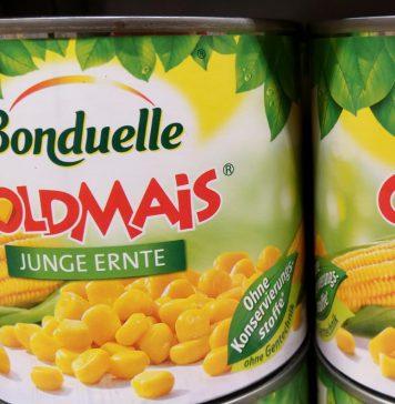 Bonduelle Goldmais Goldstück