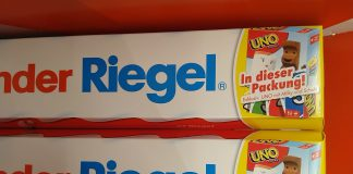 Ferrero Kinder Riegel - Uno Pocket Milky Schoki