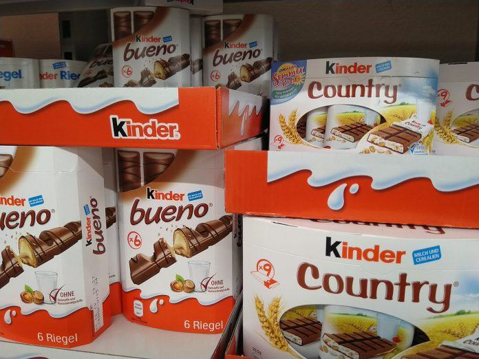 Ferrero Weltkindertag