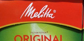 Melitta Filtertüten Retro-Filterdose