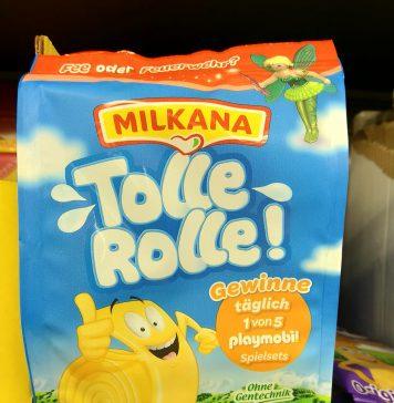 Milkana Tolle Rolle - Playmobil