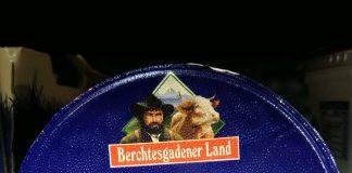 Molkerei Milchhof Berchtesgadener Land - Bienenwachstuch