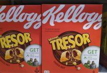 Kelloggs Tresor - Xbox