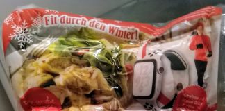 Bürger Maultaschen Apple Watch