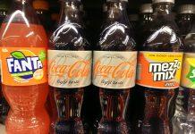 Coca Cola, Fanta, Sprite, Mezzo Mix ohne Zucker gratis probieren
