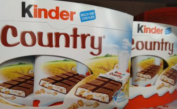 Ferrero Kinder Country - Kinder time