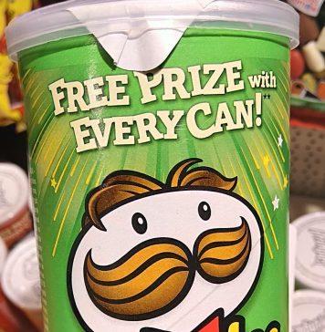 Pringles Celebrate Gewinnspiel