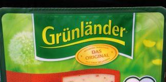 Grünländer Käse - Rubbel die Kuh