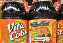 Vita Cola - Gewinnfestival VW California