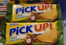Leibniz Pick Up Choco Hazelnut