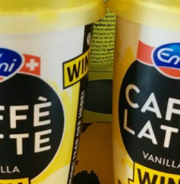 Emmi Caffe Latte Schweiz-Reise