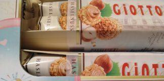 Ferrero Sommer Gelateria: Giotto, Raffaello