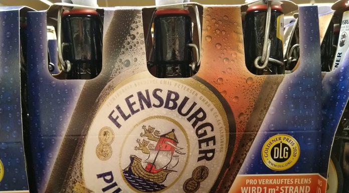 Flensburger Bier: Flens Strandgut