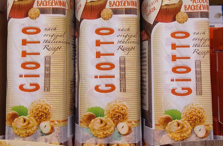 Ferrero Giotto Sommergelateria