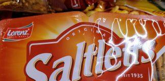 Lorenz Entertainment-Paket - Saltletts, Crunchips, ErdnußLocken, NicNacs