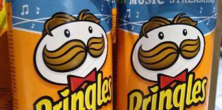 Pringles Summer - Polaroid Now Kamera