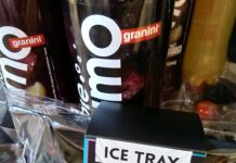 Granini Die Limo - Icetray Eiswürfel-Form Silikon DieLimonati