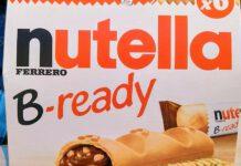 Nutella B-ready Grußbox