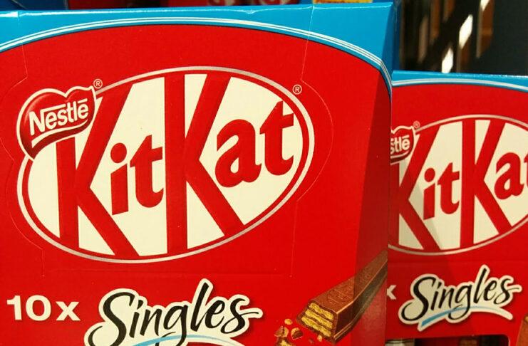 KitKat Lions: Play and break - Nintendo Switch Konsole, Super Mario Go Kart 8 gewinnen