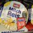 Müller Milchreis Scan dich reich und glücklich